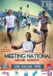 J-1 POUR LE MEETING MICHEL MUSSON
